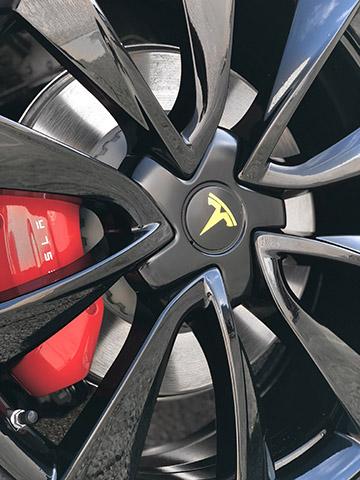 Tesla Wheel Cap